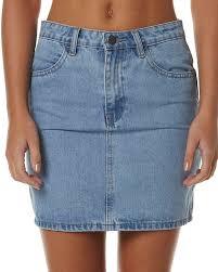 denim skirts a tight denim skirt on the hunt