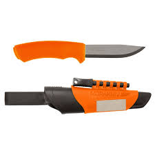 Mora Kitchen Knives by Mora Bushcraft Ultimate Survival Knife With Fire Starter And