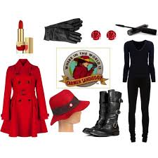 Red Coat Halloween Costume 13 Iconic Halloween Costumes Brunettes Theberry