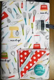 mix utensils red polka dot reversible dish drying mat kitchen