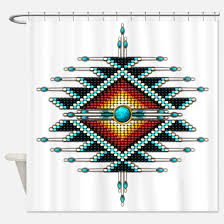 Southwest Shower Curtains Southwest Shower Curtains Cafepress