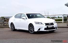 lexus that looks like a lamborghini 2015 lexus gs 450h f sport review video performancedrive