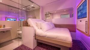 premium cabin paris charles de gaulle hotel yotelair