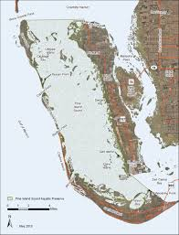 Map Of Charlotte In House Graphic Map Of Pine Island Sound Aquatic Preserve Jpg
