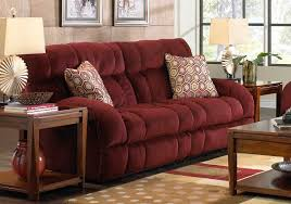catnapper sleeper sofa catnapper siesta lay flat reclining sofa set wine cn 1761 sofa set