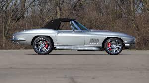 1967 corvette restomod for sale 1967 chevrolet corvette resto mod s145 indianapolis 2013