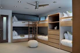 Bunk Beds In Wall 50 Amazing Contemporary Bunk Bed Ideas Decor Around The World