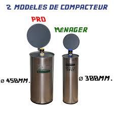 compacteur cuisine compacteur de déchets
