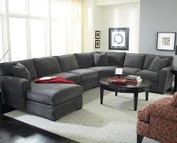 Grey Leather Sectional Sofa Living Room Design Furniture Grey Sectional Sofa With Living
