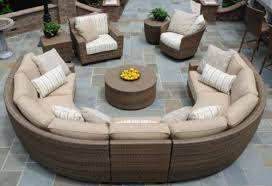 circular outdoor sectional in okemos mi heat u0027n sweep