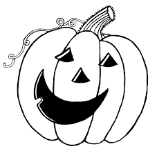 halloween black and white clipart jack o lantern black and white