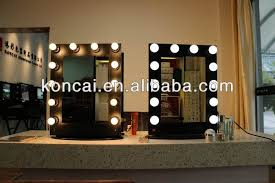 vanity makeup mirror with light bulbs vanity makeup mirror home doherty house decor with lighted wall