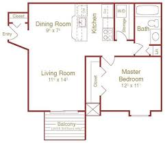 1 and 2 bedroom apartments in auburn hills adams creek