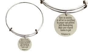 holy scripture bangles groupon goods
