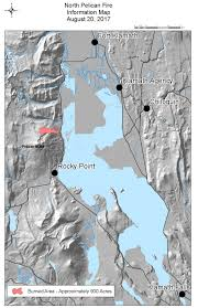 Lakeview Oregon Map by South Central Oregon Fire Management Partnership North Pelican