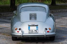 porsche 356 coupe 1956 porsche 356 carrera coupe grand sport coys of kensington