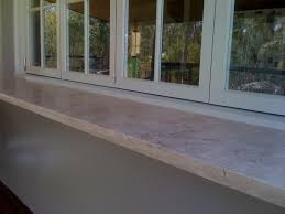 White Marble Window Sills Cleaning Windows Americlean Inc