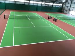 Polo Farm Sports Club Canterbury Indoor Tennis