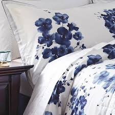Sanderson Duvet Covers And Curtains Sanderson Mandarin Flowers In Co Ordinated Duvet Covers At