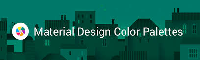 Best Logo Color Combinations by Top Material Design Color Palettes For Web And Graphic Design Uideck