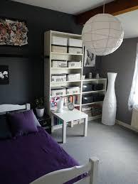 chambre blanc et violet chambre blanc et violet simple chambre fille fluo chambre dado