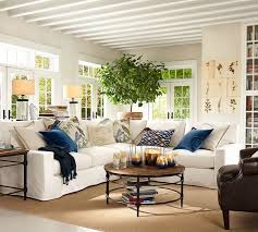 pottery barn livingroom 114 best design trend indigo images on pottery barn