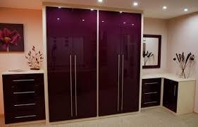 Fitted Designer Kitchens  Bedrooms StokeonTrent - Aubergine bedroom ideas