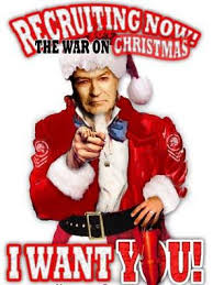 War On Christmas Meme - war on christmas recruitment poster the war on christmas know