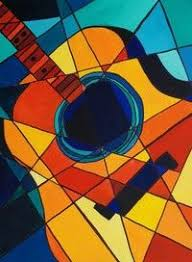 cubism colours cubism geometric shapes and color theory movements