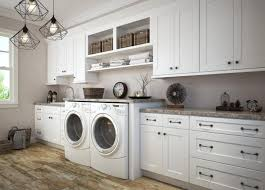 White Cabinets For Laundry Room Pre Assembled Laundry Room Cabinets Laundry Cabinets The Rta Store