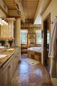 log cabin bathroom ideas home decor decorating rustic ideaslog