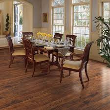 Dining Table Design by Dining Room Cozy Pergo Flooring For Interesting Interior Floor