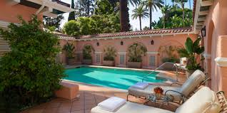 hotel suites los angeles five star hotel suites in beverly hills