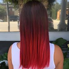 hombre style hair color for 46 year old women 46 best ombre straight hair images on pinterest hairstyle ideas