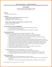 Sample Resume Latest Counseling Resumes Direct Care Counselor Resumes Examples