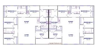 small four bedroom house plans fourhome plans ideas picture small