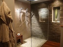 river rock bathroom ideas river rock shower floor bathroom remodel rustic bathroom ctpaz
