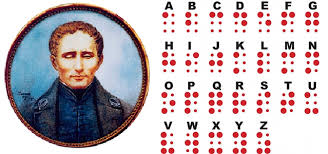 Writing System For The Blind Louis Braille Birthday 4 Jan 1809 Eiidirect
