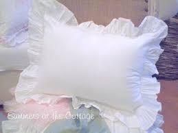 Shabby Chic Designer by Summer Bedding Pillows Cottage Living Romantic Home Chic Designer