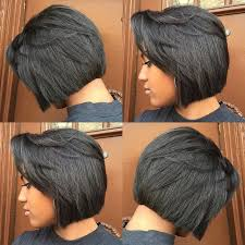 relaxed short bob hairstyle short bob hairstyles for relaxed hair best hair style 2017