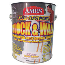 ames block u0026 wall liquid rubber for basements and foundations 5