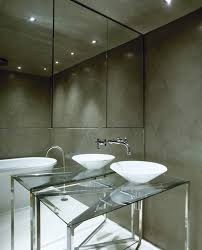 Mirror Wall Bathroom Bathroom Accent Wall Design Ideas