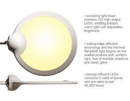 Floor Lamp Multiple Heads Trapeze Floor Lamp Hivemodern Com