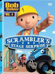 yesasia bob builder vol 4 scrambler u0027s stage surprise dvd