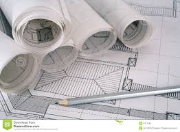 architect plans series stock photography image 2311162