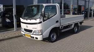 toyota hiace truck toyota dyna 100 2 5 d4 d 90 pick up 04 2003 121 000km verkocht