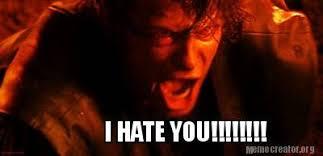Y U Meme Generator - meme creator anakin i hate you meme generator at memecreator org