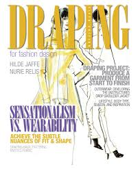 Draping Terminology Jaffe U0026 Relis Draping For Fashion Design 5th Edition