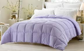 Queen Size Down Alternative Comforter Super Oversized High Quality Down Alternative Comforter Fits