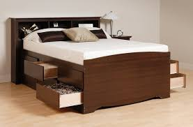 Full Platform Bed With Headboard Full Size Platform Bed With Headboard King Building Full Size